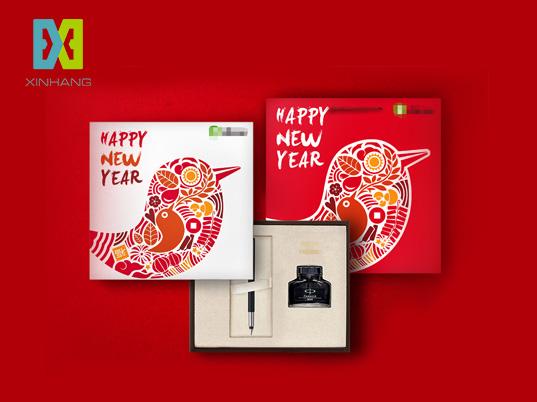 新年礼盒包装
